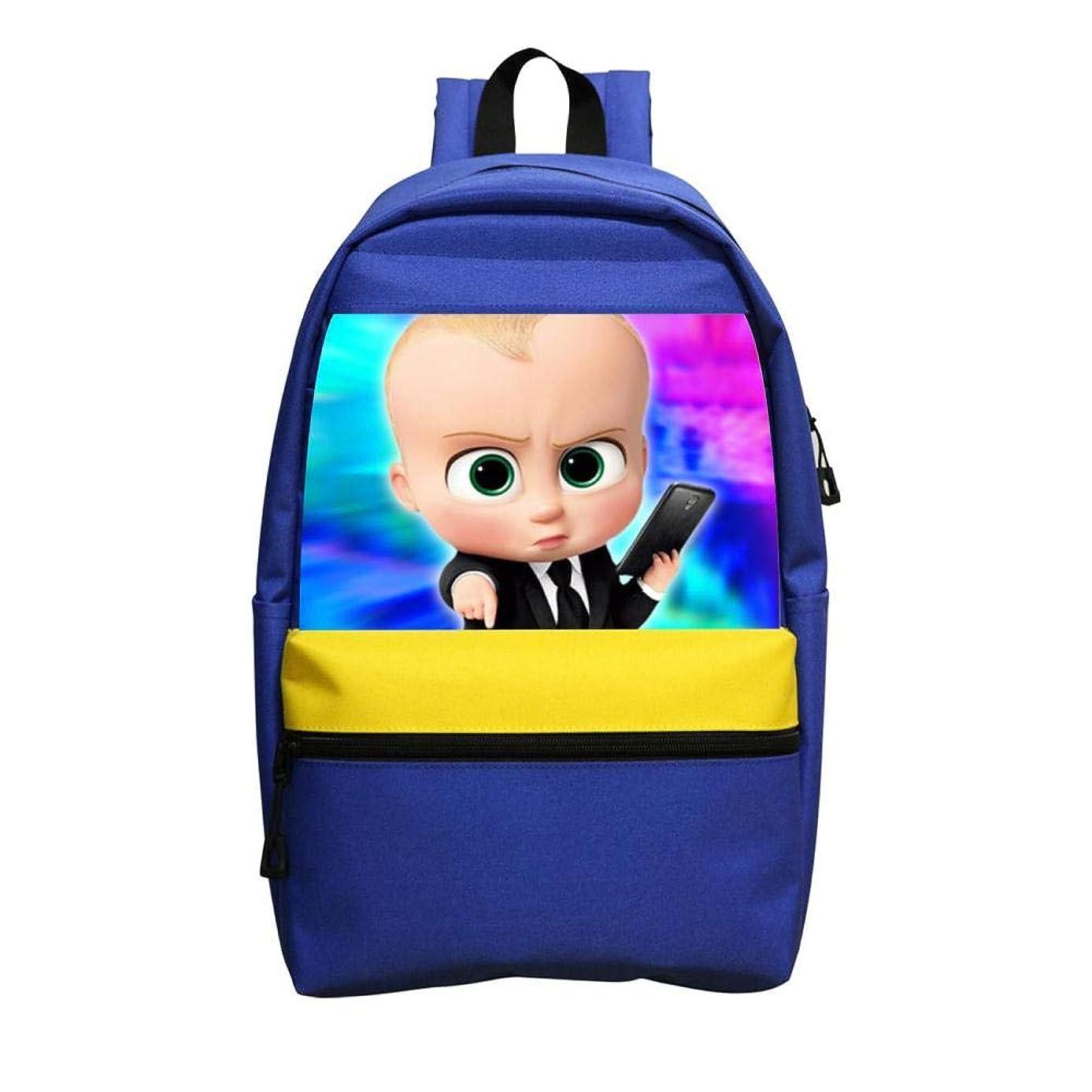 Custom The Boss-Baby Children School Bags Back Pack School Kid's Backpacks