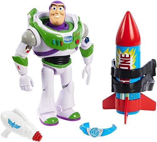 Toy Story - Muñeco Buzz Lightyear 25 Aniversario (Mattel GJH49) , color/modelo surtido