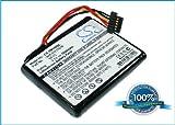 Cameron Sino CS–tm100sl Batterie pour Tomtom Go 1000/1005Live Li-ION, 1000mAh