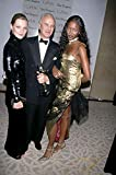 Posterazzi Poster Print Collection Kate Moss Manolo Blahnik and Naomi Campbell at Cfda Awards February 8 1998
