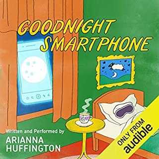 Goodnight Smartphone audiobook cover art