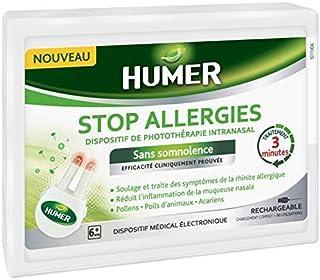 Humer Stop Allergies - Dispositif de photothérapie intranasal - Rechargeable