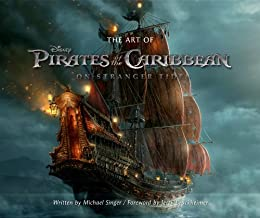 The Art of Pirates of the Caribbean: On Stranger Tides