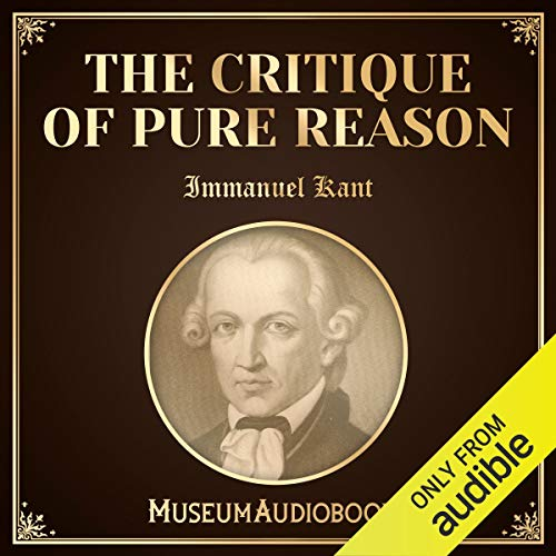 The Critique of Pure Reason cover art