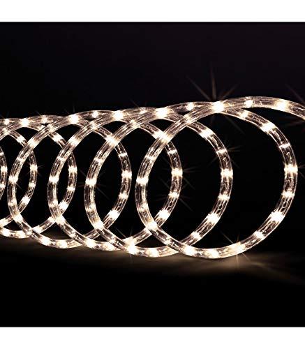 Tube lumineux LED 6 m Blanc chaud