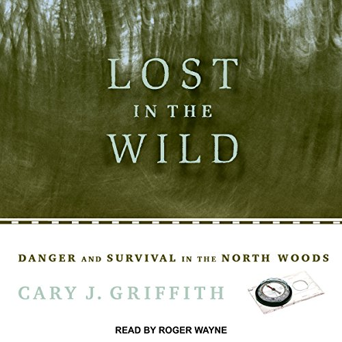 Lost in the Wild audiobook cover art