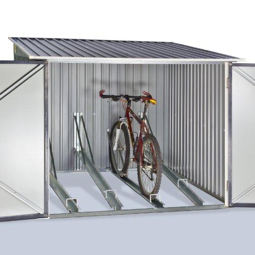DEMA Fahrradgarage 4 m² für 4 Fahrräder