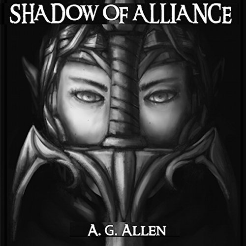Shadow of Alliance audiobook cover art