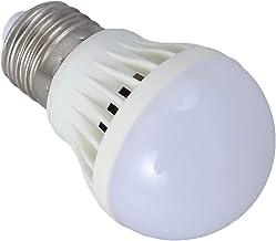 Uonlytech White Light LED Bulb Saving Energy Emergency Voice Control Light Household Bulbs
