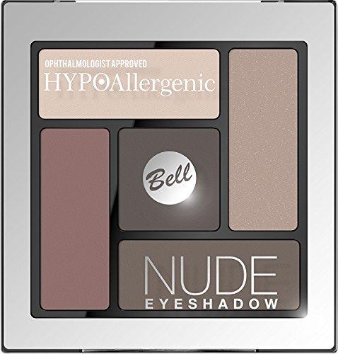 Bell HYPOAllergenic Nude Eyeshadow 01, 5 g