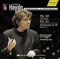 ハイドン:交響曲集 「うかつ者」他 (Haydn : Symphonies No. 60, No. 61, Overture in D / Thomas Fey)