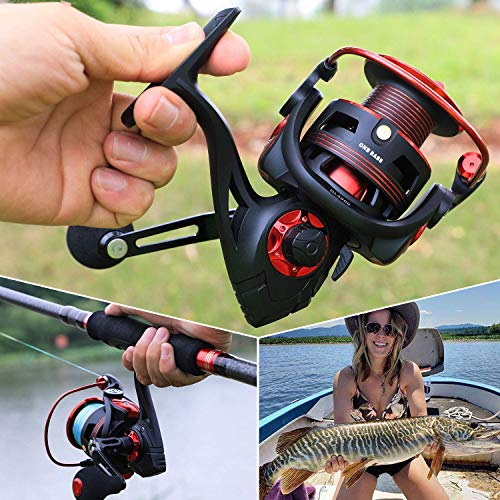 One Bass R-Spider DL2000 Inshore Reel