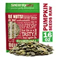 Sincerely Nuts Pumpkin Seeds- Pepitas (Raw) (No Shell)