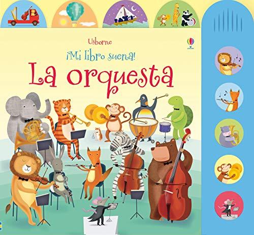 La Orquesta Â¡Mi Libro Suena