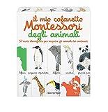 Il mio cofanetto Montessori degli animali...