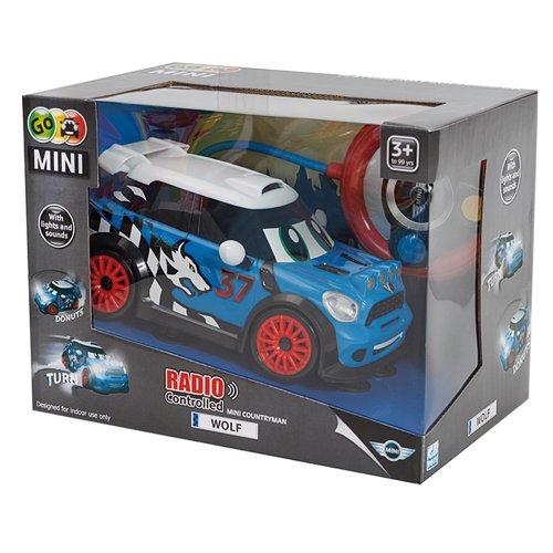 Diset GO Mini – Voiture avec Radio 704030