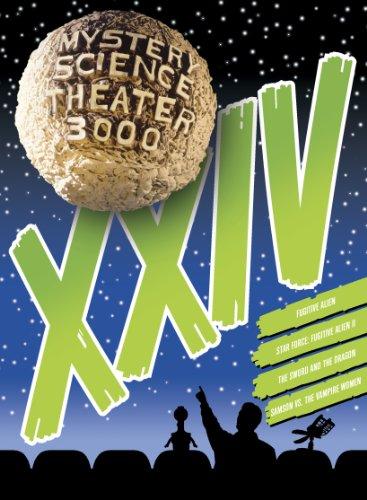 Mystery Science Theater 3000: XXIV -  DVD, Joel Hodgson, Joel Hodgson