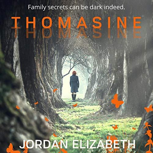 Thomasine Audiobook By Jordan Elizabeth cover art