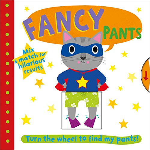 Fancy Pants: Turn the Wheel to Find My Pants