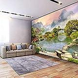 rylrylCustom 3D Mural Wallpaper Modern Garden Landscape Photo Wall Painting Living Room Dormitorio Theme Hotel Background Wall 3D home art decor-400x280cm
