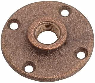 Anderson Metal 38151-12 Brass Floor Flange, 3/4