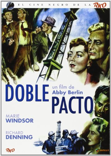 Cine Negro Rko - Doble Pacto (Edición Especial - Incluye Libreto Exclusivo 24 Páginas) [DVD]