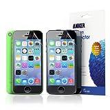 【3枚セット】Anker iPhone5/5C/5S 用 保護フィルム 高い透明度と耐久性 正確なカット マット仕上げ 日本産高品質素材採用