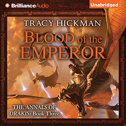 Blood of the Emperor Audiobook By Tracy Hickman cover art