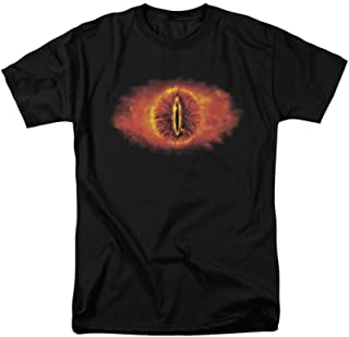 Lord of The Rings Eye of Sauron Adult Regular Fit T-Shirt