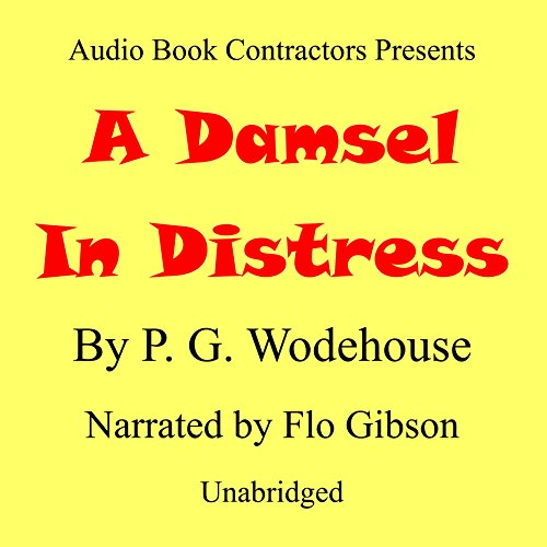 A Damsel in Distress audiobook cover art