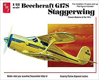 Best beechcraft staggerwing model kit Reviews