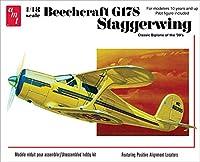 プラッツ 1/48 ビーチクラフト G17S スタッガーウイング プラモデル AMT886