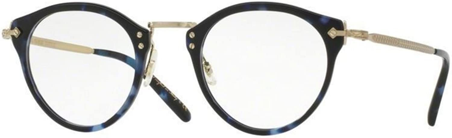 New Oliver Peoples OV 5184 OP505 1573 Cobalt Tortoise Eye Wear