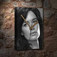 LENA HEADEY - Canvas Clock (A4 - Signed by the Artist) #js007