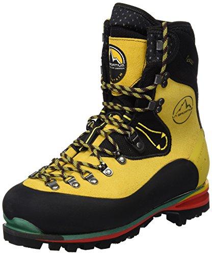 La Sportiva Nepal EVO GTX - Zapatillas de Escalada Unisex, Color Amarillo,...