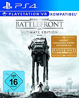 Star Wars Battlefront - Ultimate Edition - [PlayStation 4] (B01M71KLZD) | Amazon price tracker / tracking, Amazon price history charts, Amazon price watches, Amazon price drop alerts
