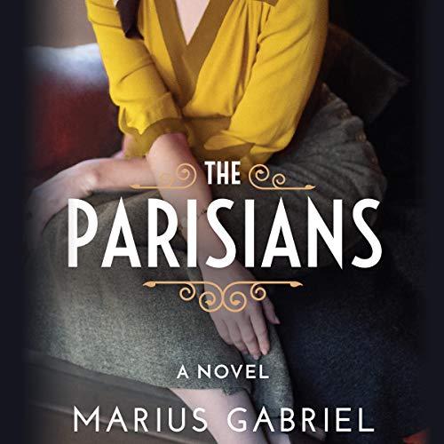 The Parisians  By  cover art