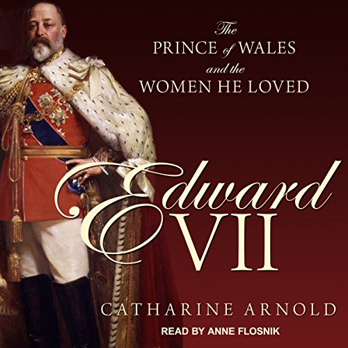 Edward VII audiobook cover art