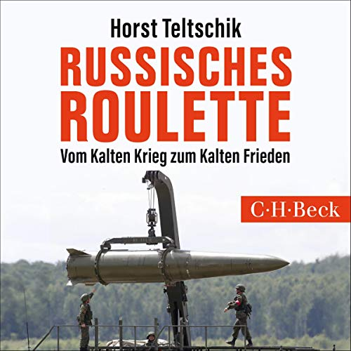 Russisches Roulette audiobook cover art