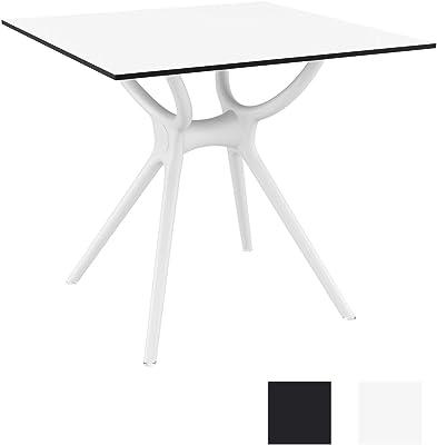Stunning Table De Jardin Ronde Milano Photos - House Design ...