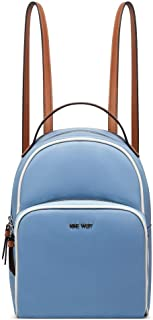 Nine West Fashion Backpack for Women - Blue