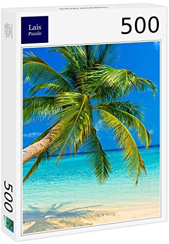 Lais Puzzle Playa Tropical 500 Piezas