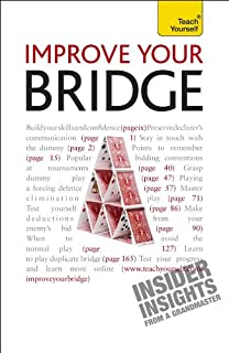 Improve Your Bridge: A Teach Yourself Guide (Teach Yourself: Games/Hobbies/Sports)
