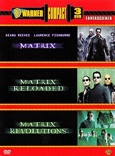 Matrix I-II-III [Italia] [DVD]