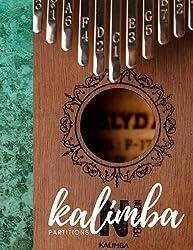 Partitions pour Kalimba: Partitions vierges 17 lames Kalimba - Kalimba partitions intuitives - Mbira partitions vierges - Sanza partitions - Piano à ... pour kalimba - Carnet de compositions kalimba