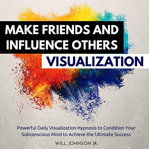Make Friends and Influence Others Visualization  By  cover art