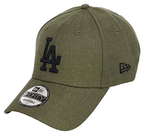 A NEW ERA Gorra 9Forty Heather ESS Dodgers by Curved Brim...