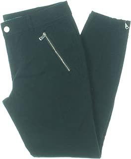 Womens Petites Josilin Skinny Zipper Cargo Pants