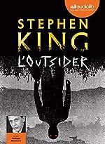 L'Outsider - Livre audio 2 CD MP3 de Stephen King