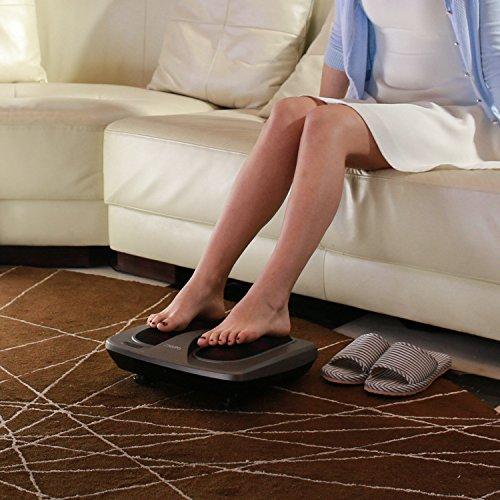 Niapo Shiatsu Heated Foot Massage Machine